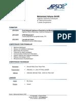 Dossier de Compétences HTI Automobile