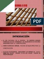 E010 Madera.pptx