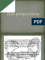 test Proyectivos
