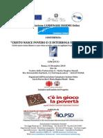 Locandina Conferenza-Concerto 11 12 10 CAMMINARE INSIEME