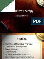 16566638-Narrative-Therapy-Presentation.ppt