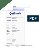 CASTLEVANIA.docx