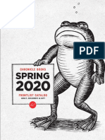 Spring 2020 Chronicle Books Frontlist Catalog