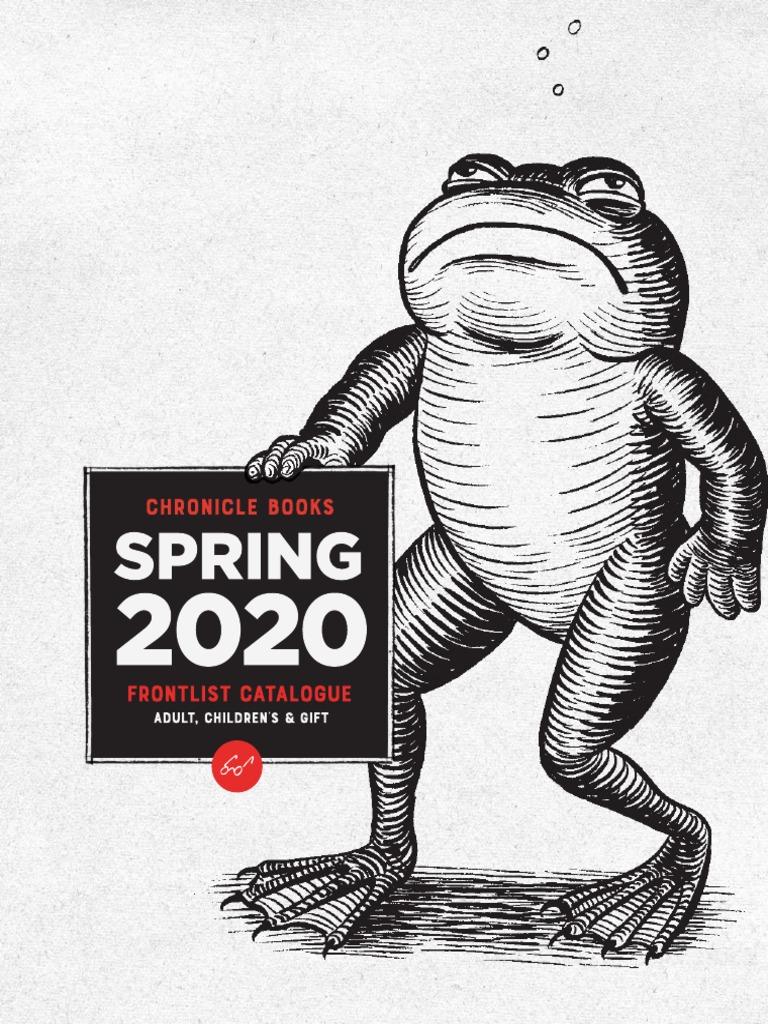 Spring 2020 Chronicle Books UK Frontlist Catalog | PDF | Pixar ...
