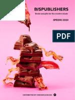 Spring 2020 BIS Catalog