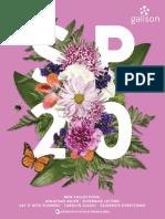 Spring 2020 Galison Catalog