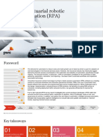 Insurance Rpa Survey Report