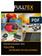 Catalogo Accesorios 2015 Fulltex