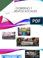 Poder, Gobierno y Movimientos Sociales (2)