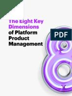 Accenture CMT Industry X0 Platform Product Management PoV October 2018