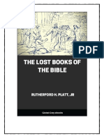 LOST BOOK IN THE BIBLE