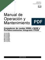 Manual de operacion 950H
