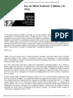 Artous, Antoine-Intersecciones - A propósito del libro de Silvia Federici_ Calibán y la bruja [Reseña-crítica].pdf