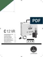 Akg c12vr Manual