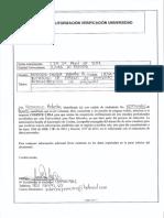 Documento de La Universidad