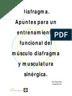 Diafragma. Entrenamiento Funcional. Julio Dieguez[1]