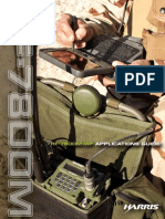Harris RF-7800M-MP Application Guide