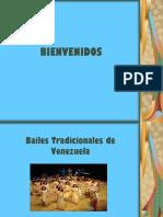 Tradiciones de Venezuela, Bailes