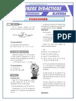 Ejercicios de Funciones calculo