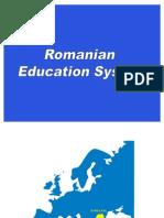 PREZENTARE SISTEM DE INVATAMANT ROMANIA-PT.VIZITA DE STUDIU ARION 2010
