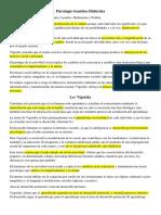 Psicologia Genetica Dialectica (1)