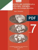 Capitulo El Sistema Triásico y El Inicio de La Ruptura de Pangea