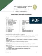 Certificación en Uso Intensivo de Tecnologías i