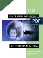 2016 08 14 Cuadratura Gausiana