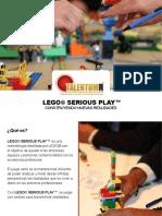 CONSTRUYENDO NUEVAS REALIDADES CON LEGO SERIUS PLAY
