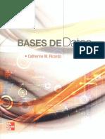 Ricardo M 2009 Bases de Datos