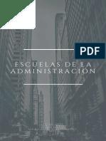 Escuelas de La Administración