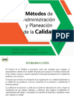 Exposicion Diseño- I Parcial (Metodos de Administracion y Planeacion de la Calidad).pptx
