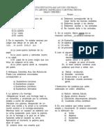 Plan de Apoyo Español y Lectura Critica