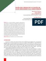 Caracterização Das Cargas de Flutuação de Implementos de Hidroginastica e Hidroterapia