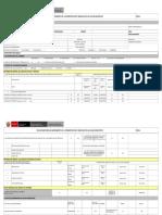 Modelo de Ficha de Inspeccion