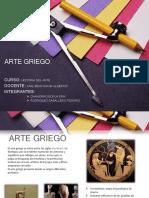 Grupo 3 - Arte Griego
