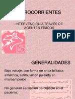 Microcorrientes