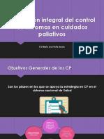 Valoración Integral Del Control de Síntomas en Cuidados Clase 5