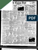 Cairns Post (Qld. 1909-1954) Thursday 14 February 1952