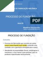 03 - Processo de Fundicao - REV01