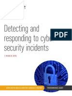 Final Report Detecting and Responding to Cyber Security Incidents Web Version