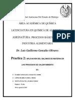 práctica 2 procesos