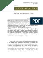 Casertano - Verdade Platonica Entre Logos e Pathos