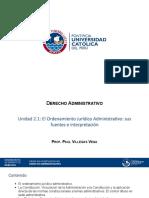 Ord Juridico Legalidad P.reglamentaria