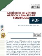 Ejercicios Metodo Grafico