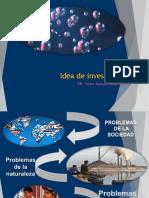 Matriz Idea de Investigación Ing Ambiental