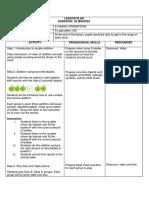 Lesson Plan Dlp MT Tahun 1