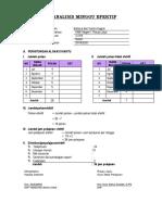 Analisis Minggu Efektif Semester 1 - Copy