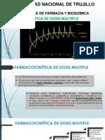 Clase 7 - Cinetica de Dosis Multiple