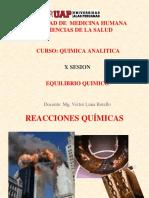 Qai- 10 Equilibrio Quimico y Reacciones